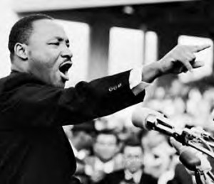 How Did Dr. King  Connect with Others?