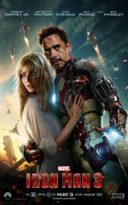 Iron Man 3 copyright Marvel Comics 2013