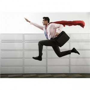 How Can You Have Superman, The Man of Steel on Your Marketing Team?