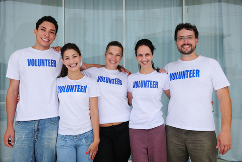 Are you volunteering?