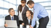How can leaders develop and inspire others on their teams?