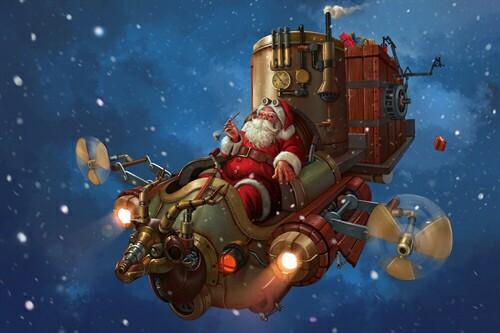 What Christmas gifts is Santa bringing entrepreneurs this year?
