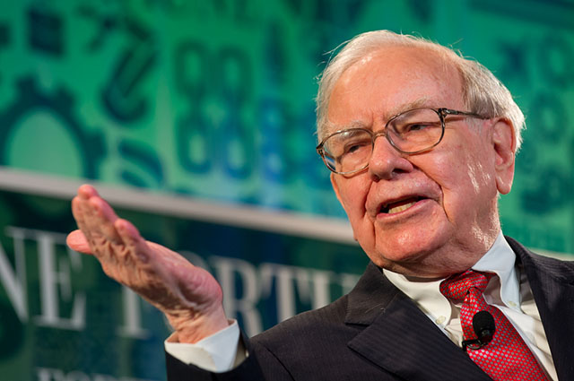 What qualities does your Chief Data Officer share with Warren Buffett?