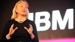 How has Ginni Rometty reinvented IBM into a global powerhouse?