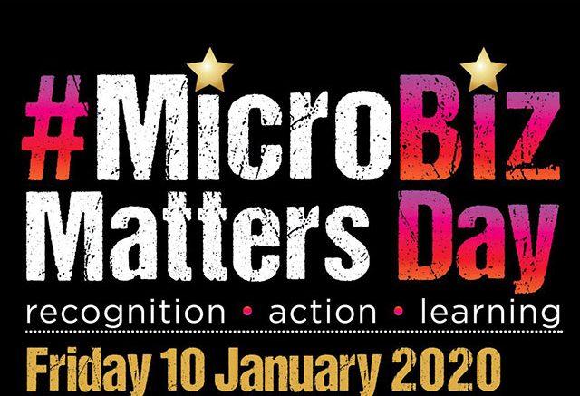 Help Us Celebrate Your Microbiz Success on January 10, 2020!